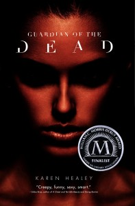 Guardian of the Dead Paperback Cover
