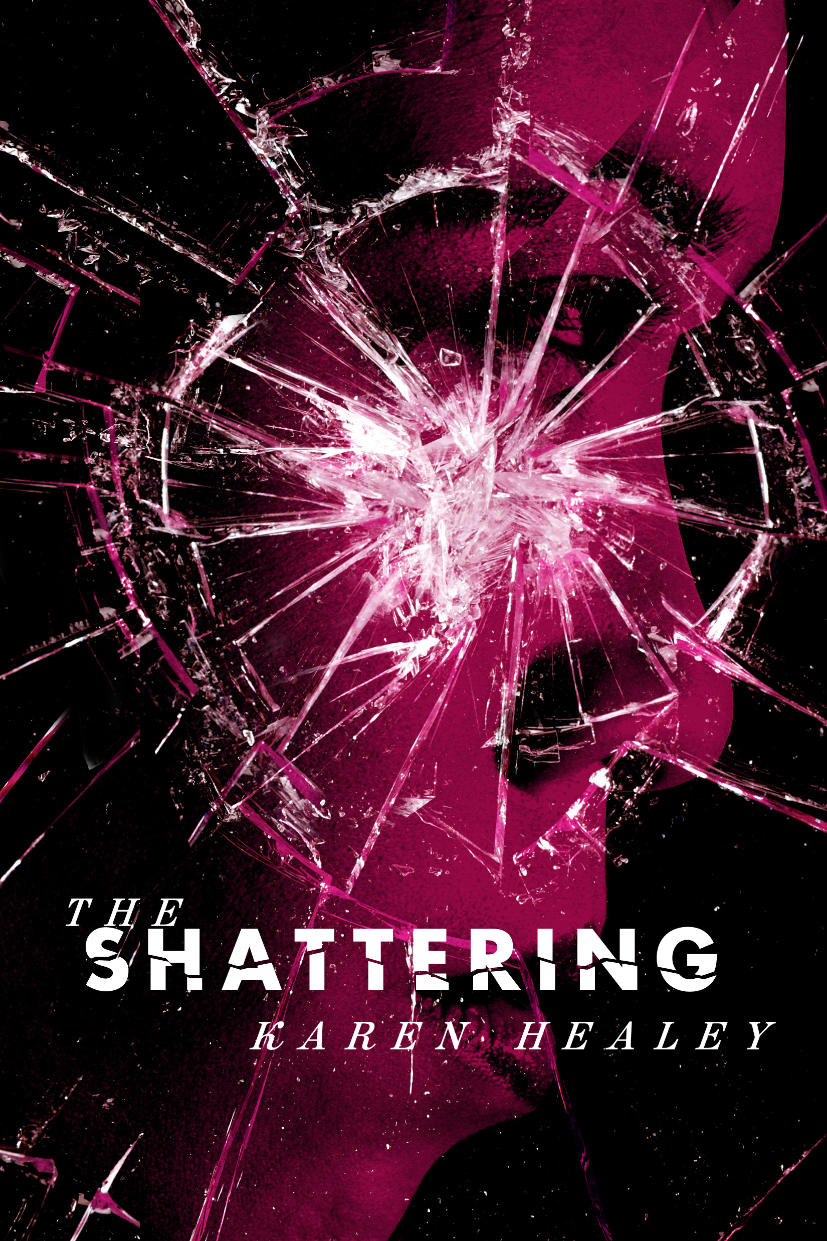 The Shattering American Cover