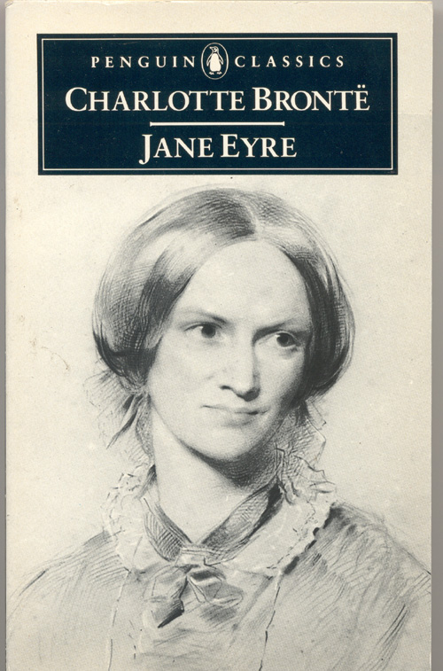 Cover of Jane Eyre by Charlotte Bronte