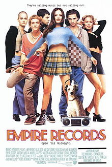 Teen Movie Times: Empire Records