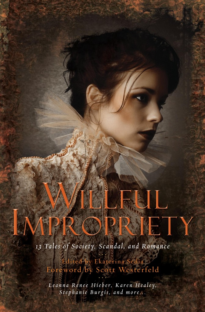 Wilful Impropriety Cover
