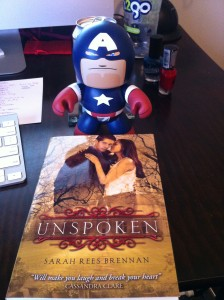 Captain America approves of this book