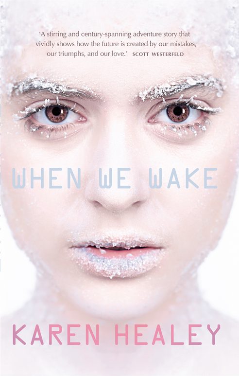 When We Wake: Australasian cover