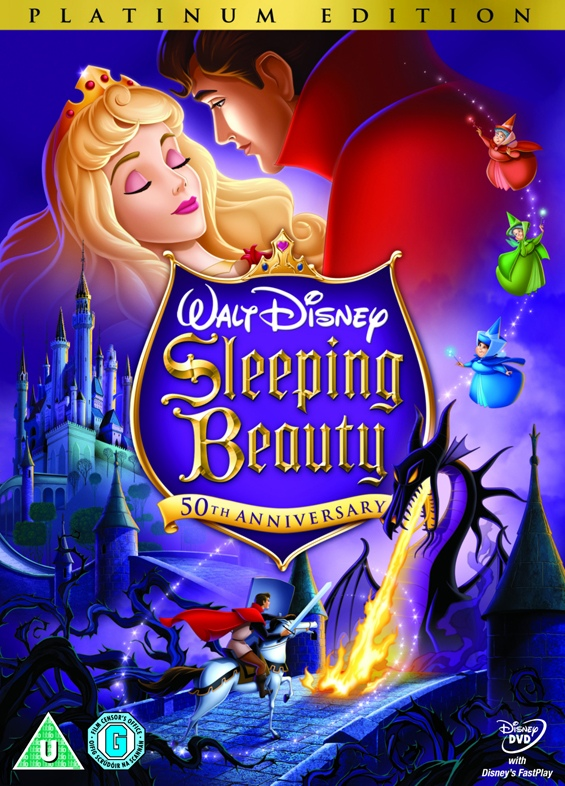 Sleeping Beauties: Disneyfication