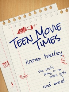 Teen Movie Times cover